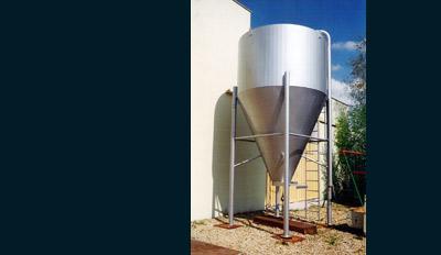 fabrication silo