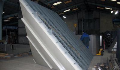 fabrication stockage