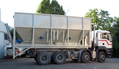 revalorisation camion